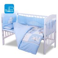 丽婴房婴童床品套件 花园宝贝床品6件套