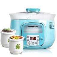 Joyoung/九阳 DGD1801BS电炖锅 白瓷预约 隔水炖电炖盅煮粥煲汤锅