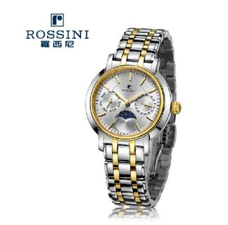 罗西尼   5568   女士机械腕表【名表惠】