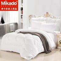 米卡多被子冬被加厚保暖被芯空调被棉被褥单人双人床上用品
