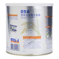 【超级生活馆】合生元婴幼儿有机大米粉300g(编码:297180)