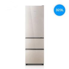 惠而浦冰箱BCD-323WTGBW波尔卡金