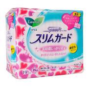 【超级生活馆】花王零触量多日用卫生巾25cm*19P(编码:441782)