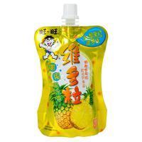 【超级生活馆】旺旺维多粒粒椰果菠萝果冻150g(编码:195493)
