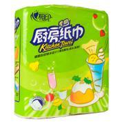 【超级生活馆】心相印厨房用纸2卷(编码:222054)