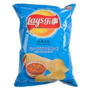 【超级生活馆】乐事意大利香浓红烩味薯片75g(编码:113871)