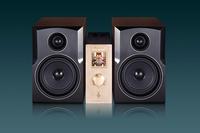 戈乐迪音响 GLD621 独立功放 胆机组合 低音炮音箱