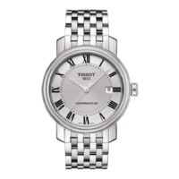 天梭  T097.407.11.033.00    男士绅士全自动机械腕表