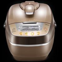 Midea/美的电压力锅 PSS5061P 智能5L安全家用电压力锅