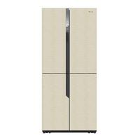 Hisense海信冰箱 BCD-440WDGVBP变频风冷无霜十字对开门冰箱