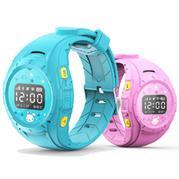 【LFS联发世纪电讯】艾尔仑 儿童智能定位通话手表学生手机插卡电话手环S2GPS防水腕表