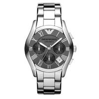 阿玛尼手表 灰盤 石英 計時 男表手表 AR1465