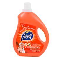 【天顺园店】荷嫂宝宝瓶装洗衣液600g(编码:354677)