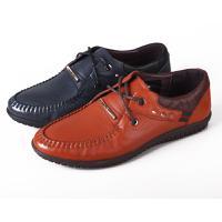 红蜻蜓   A60581  男单鞋