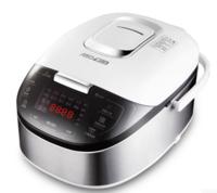 爱仕达电饭煲F4013E/4L手提式精煮不锈钢电饭煲 微电脑控制煲煮一煲多用 更极速