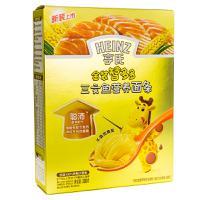 【超级生活馆】亨氏金装三文鱼营养面条336g(编码:295062)