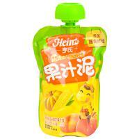 【超级生活馆】亨氏乐维滋果汁泥120g(编码:350131)