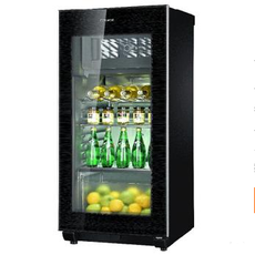 Haier/海尔 LC-122K卡萨帝冰吧红酒柜122升彩晶冷藏红酒保鲜