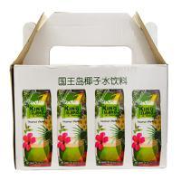 【春节团购】国王岛椰子水礼盒250ml*12