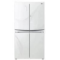 LG GR-M24FBHFL门中门四开门冰箱双对开门式变频无霜韩电冰箱