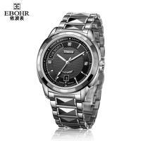 依波表 男表防水 10380314 精钢自动机械表 镶钻手表(特价)