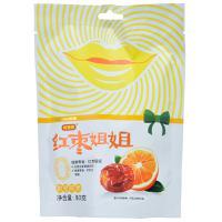 【天顺园店】好想你甜橙味枣80g(编码:575993)