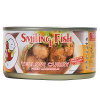 【天顺园店】乐鱼牌黄咖喱炸马鲛鱼185g(编码:574655)