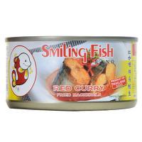 【天顺园店】乐鱼牌红咖喱炸马鲛鱼185g(编码:574654)