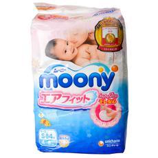 【超级生活馆】MOONY婴儿纸尿裤S84片(编码:533200)