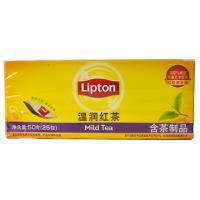 【超级生活馆】立顿温润红茶S2525*2g(编码:264334)