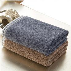 花果果 岛国风情 毛巾 纯棉方巾 柔软吸水洗脸面巾手帕