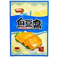 【华师店】瓯珍原味鱼豆腐98g(条码:6933495620139)