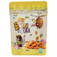 【超级生活馆】九日蜂蜜扁桃仁黄油味80g(编码:578549)
