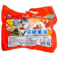 【华师店】蜡笔小新可吸果冻480g(条码:6921101210843)