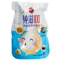 【超级生活馆】蜡笔小新纯滋100乳酸菌果汁果冻400g(编码:527800)