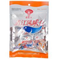 【超级生活馆】老巴王清江风味鱼烧烤味60g(编码:567752)