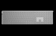 微軟 Surface 鍵盤 ?銀色