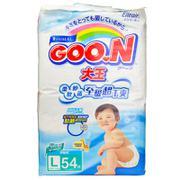 【超级生活馆】大王维E系列婴幼儿纸尿裤L54P(编码:386654)