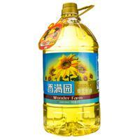 【天顺园店】香满园葵花籽油5L(编码:504512)