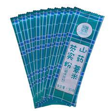 胡庆余堂 山药薏米芡实粉30克*10袋