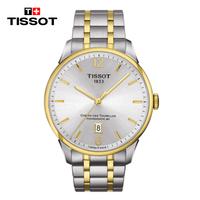 天梭TISSOT 杜鲁尔系列机械男表 T099.407.22.037.00