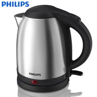 Philips/飞利浦 HD9306电热水壶1.5L升 不锈钢烧开水壶