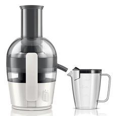 Philips/飞利浦 家用榨汁机超大加料管水果原汁机汁渣分离HR1855