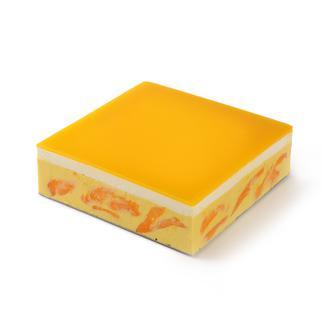 Mango mousse 夏日香芒