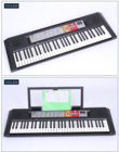 儿童电子琴雅马哈PSR-F50入门级61键电子琴YAMAHA多功能便携式初学练习用电子琴送琴架