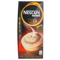【天顺园店】雀巢咖啡卡布奇诺咖啡+香浓可可粉条装19g*(编码:454231)