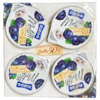【超级生活馆】嘉丽蓝莓果酱25g*4(编码:550433)