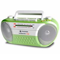 PANDA/熊猫 F-136便携收录机复读机 录音机磁带播放英语学习机