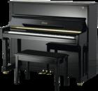 艾塞克斯EUP-123E唯美白色钢琴 施坦威家族ESSEX简约现代风格实木高端立式钢琴