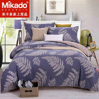 米卡多床头袋创意全棉床笠四件套1.8米/1.5米单双人可用